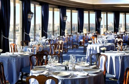 ресторан в Монако