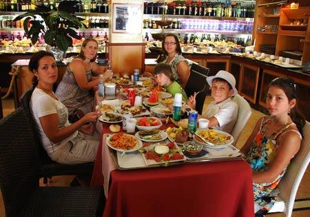 ресторан в ватикане