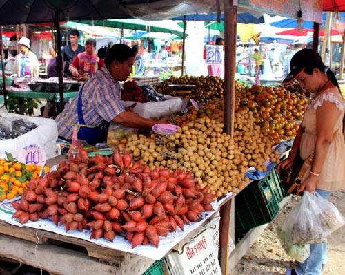 рынок в Бангкоке