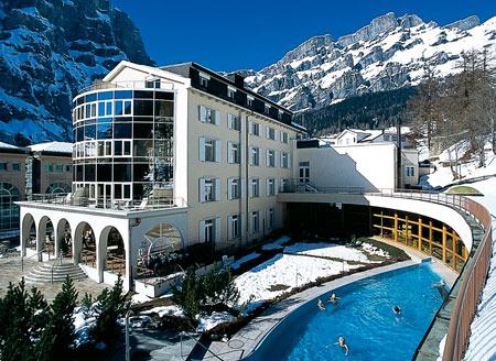 санаторий в Швейцарии