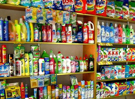 моющие средства в Белоруссии