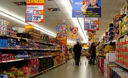 супермаркет в Польше