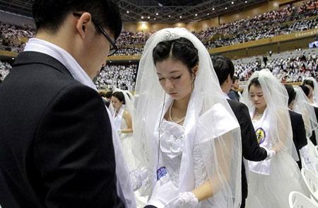 южнокорейская свадьба
