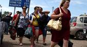 Помощь беженцам из Украины