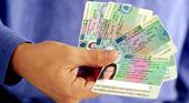 Оформление шенгенской визы жителям Украины