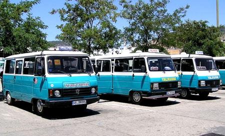 транспорт на северном кипре