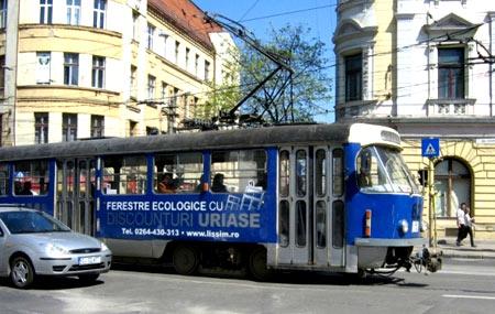 транспорт в Румынии