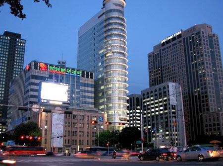 транспорт в Южной Корее