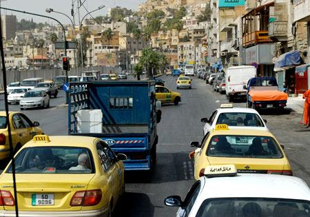 иордания транспорт