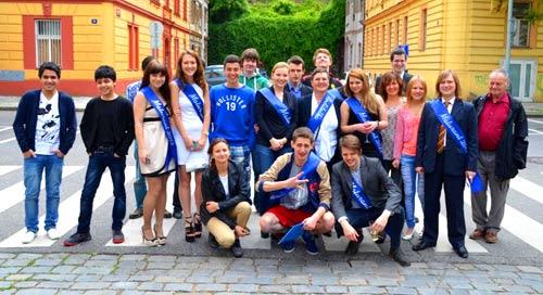 русская школа в Чехии