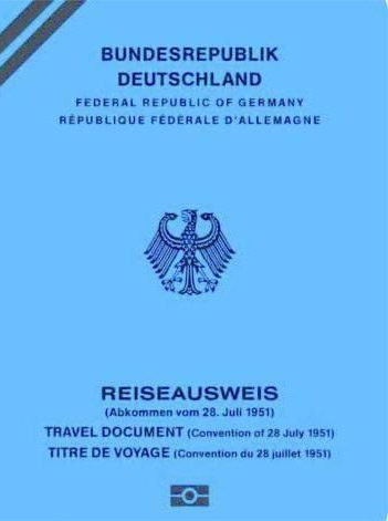 документы для беженцев