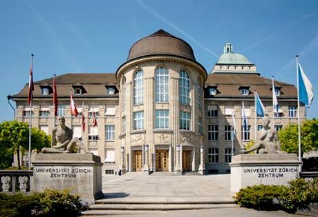 университет в Цюрихе