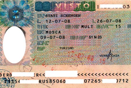 Лихтенштейн виза
