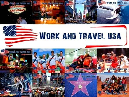 Программа WORK/TRAVEL