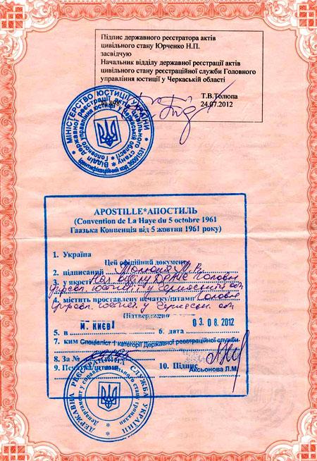 Разрешение на вывоз ребенка из днр в россию