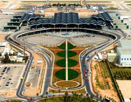 аэропорт в Аммане