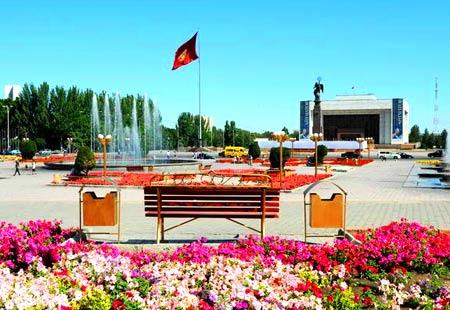 Бишкек Киргизия