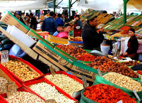 цены в Туркменистане