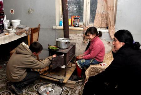 бедные киргизы