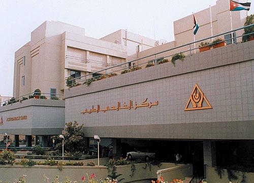 клиника в Иордании