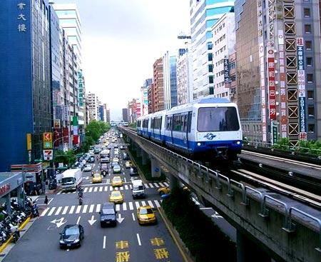 недвижимость на Тайване