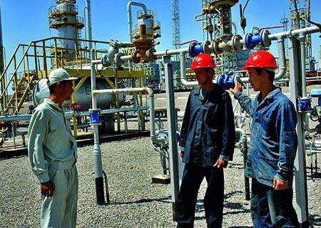 нефть в Туркменистане