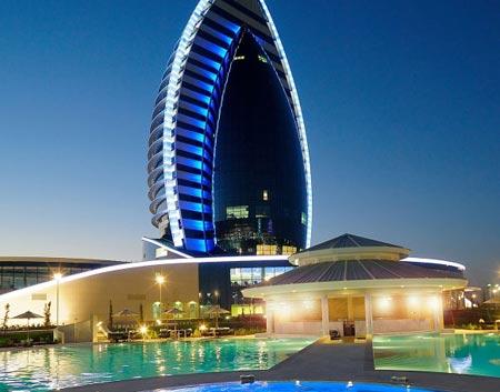 отель в Туркменистане