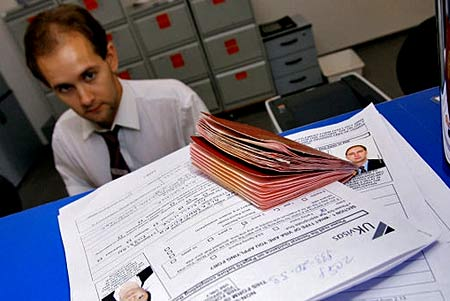 подача документов на шенген