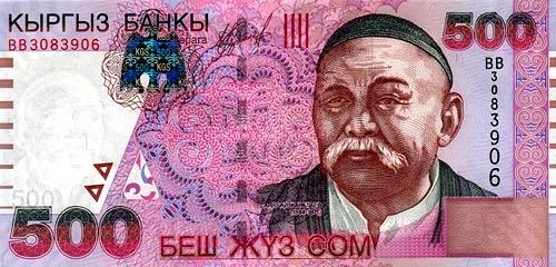 киргизские сомы