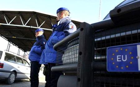 таможенный контроль шенгенской зоны