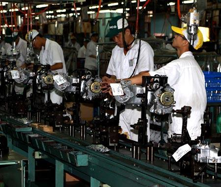 завод на Тайване