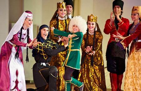 абхазский ансамбль