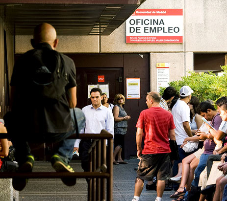 Испания биржа труда
