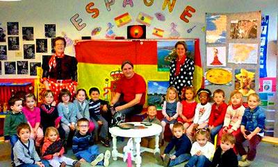 частная школа Испания