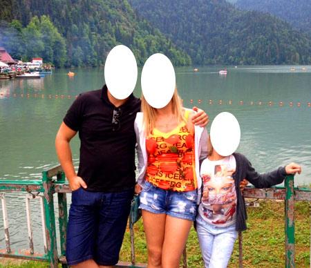 Поездка в Абхазию с детьми