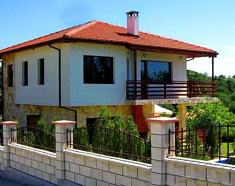 двухэтажный дом в болгарии