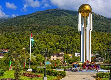 Гагры Абхазия