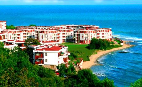 жилые комплексы побережье болгарии