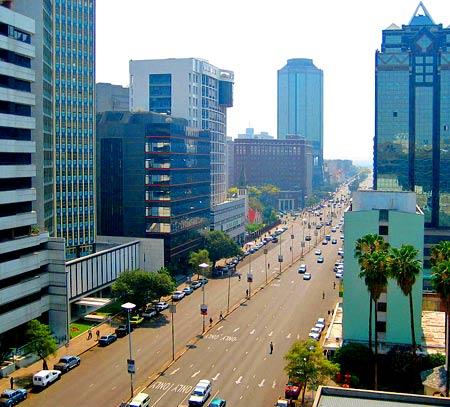 Хараре Зимбабве