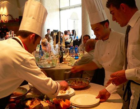 Италия повар