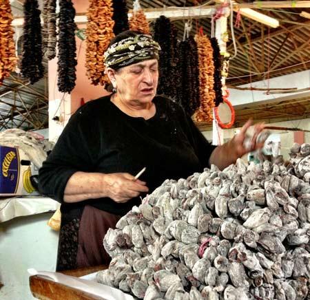 грузия работа на рынке
