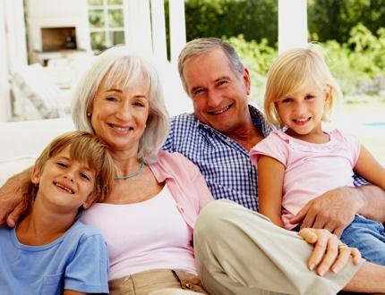 французская семья