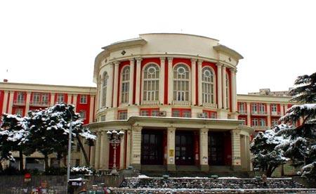 университет в Грузии