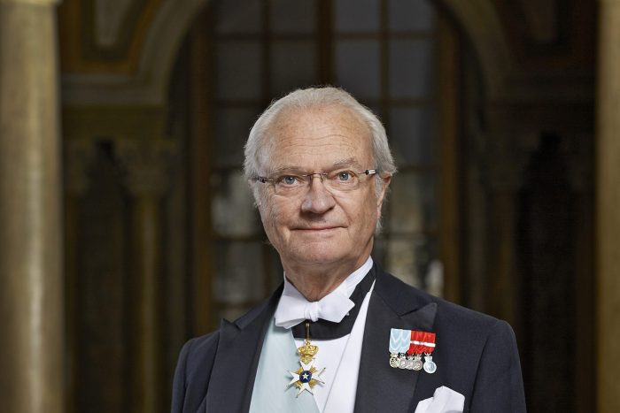 король Швеции
