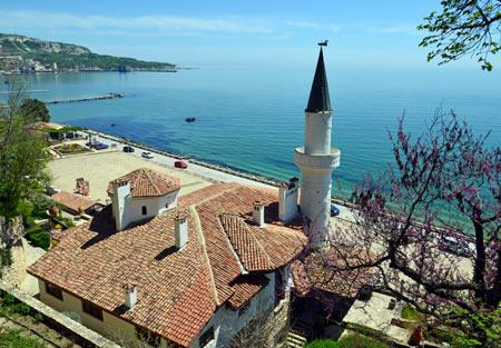 побережье в Болгарии