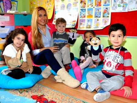 турция детский сад