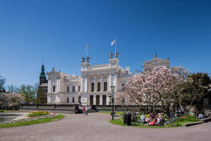 Университет в Швеции