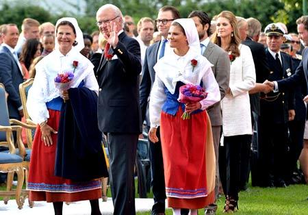 коренные шведы