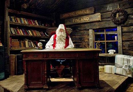 Кабинет Санта Клауса
