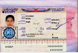 Египет виза невесты